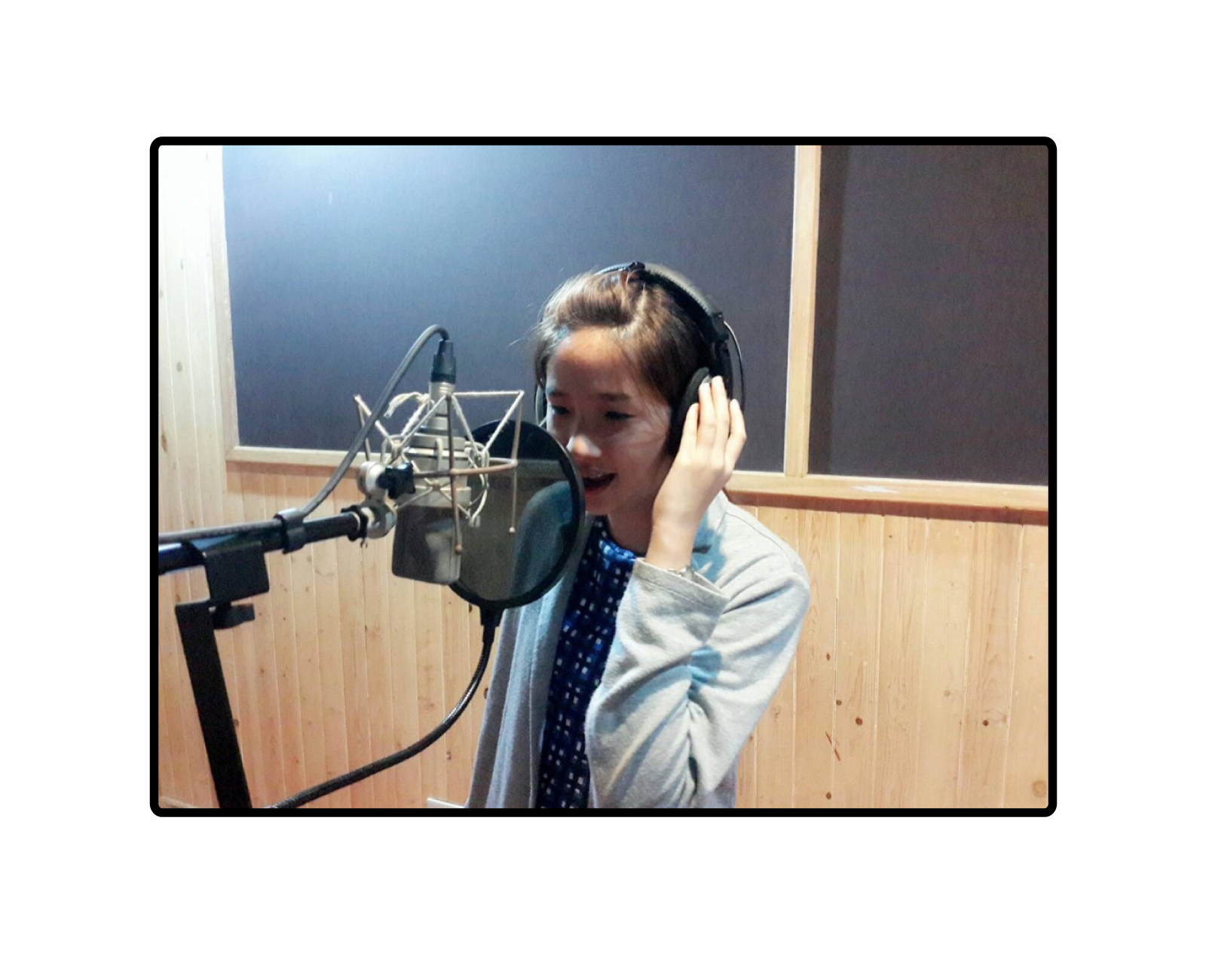 Recording piano and vocal